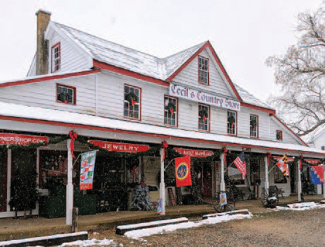 Cecil's Country Store's Christmas Open House