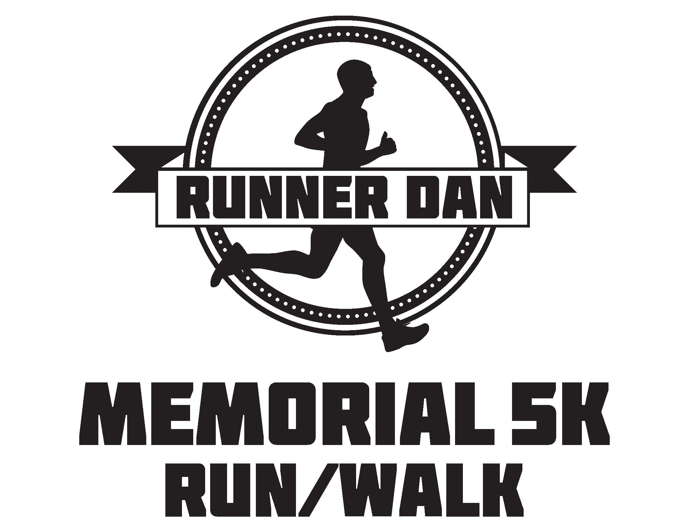 2nd Annual Runner Dan Memorial 5K Run/Walk
